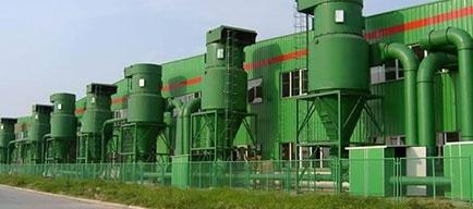 如何區分旋風集塵器和布袋式工業吸塵器